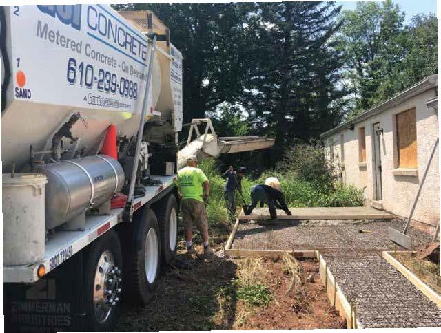 GSI Concrete Delivery Services | GSI Concrete