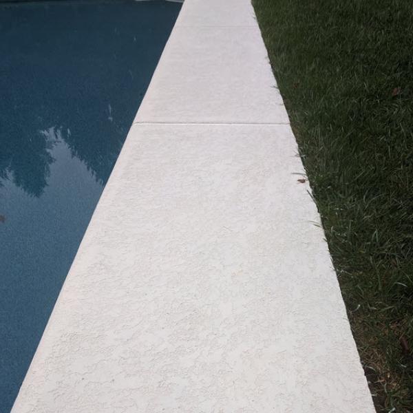 GSI Concrete Pool Decking After | GSI Concrete